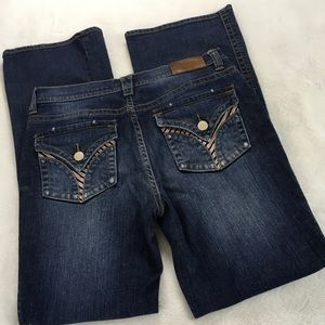 Tommy Jeans Red Label Premium Bootcut Jeans